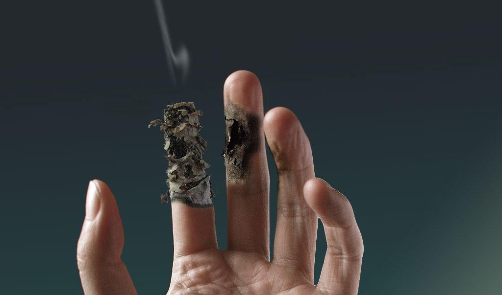 Non è presente che più semplice che smettere di fumare