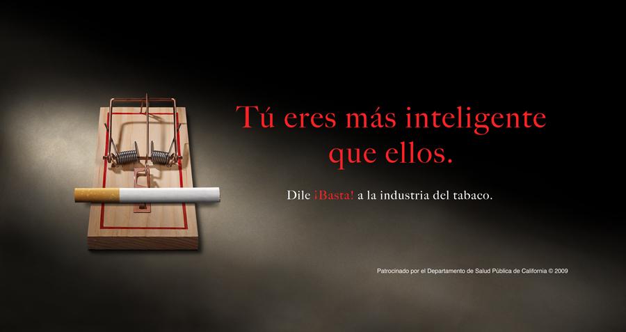 tu-eres-mas-inteligente-que-ellos-anti-smoking-campaign