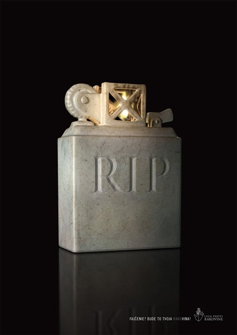 zippo-lighter-rip-league-against-cancer-anti-smoking-campaign